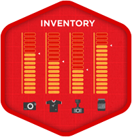 Step 2: Setting up your inventory